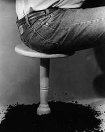 One Leg Stool